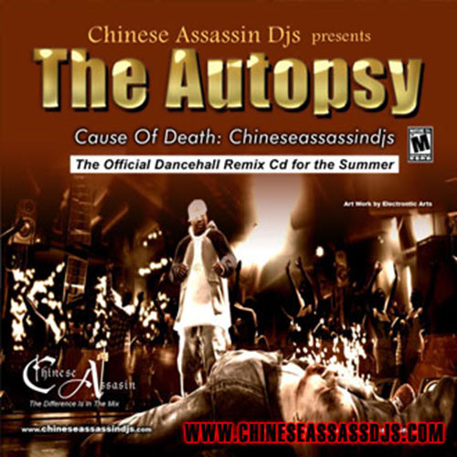 Chinese Assassin - The Autopsy