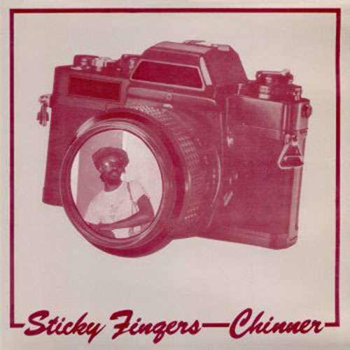Earl Chinna Smith - Sticky Fingers