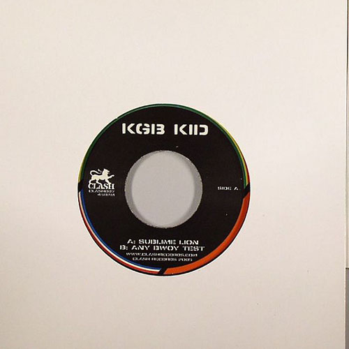 KGB Kid - Sublime Lion Any Bwoy Test