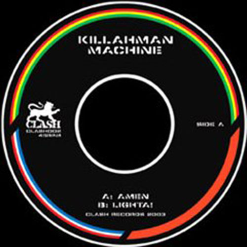 Killahman Machine - Amen-Lighta!