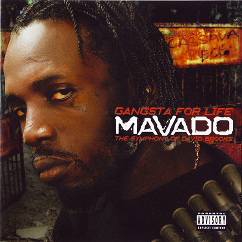 Mavado - Gangsta For Life: The Symphony of David Brooks