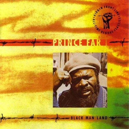 Prince Far I - Black Man Land