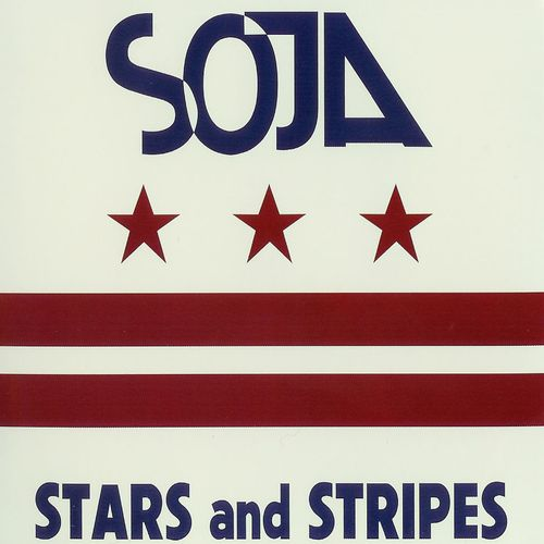 Soldiers Of Jah Army - Stars And Stripes