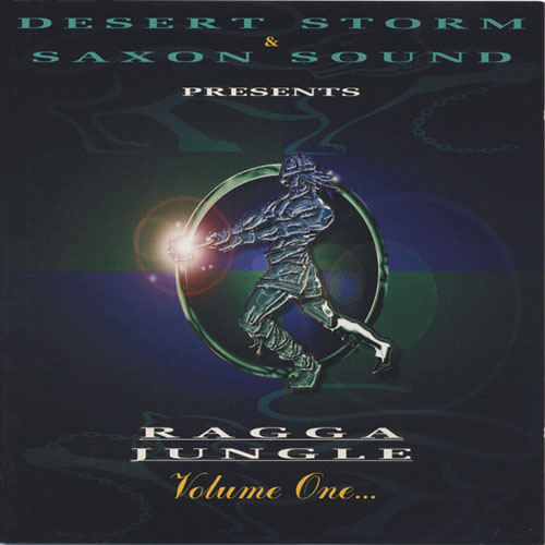 VA - Desert Storm Presents Ragga Jungle Vol. 1